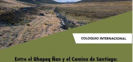 Entre el Qhapaq Ñan y el camino de Santiago